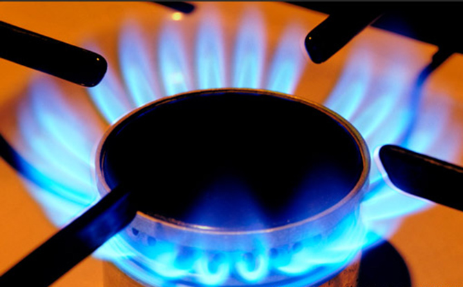 Gas Burner --- Image by © Royalty-Free/Corbis