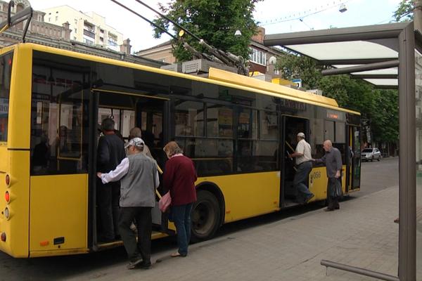 тролейбус 2