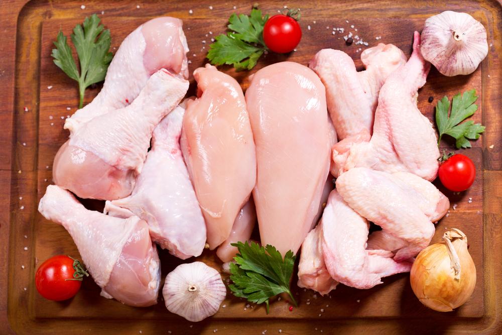 Нежное мясо курицы
