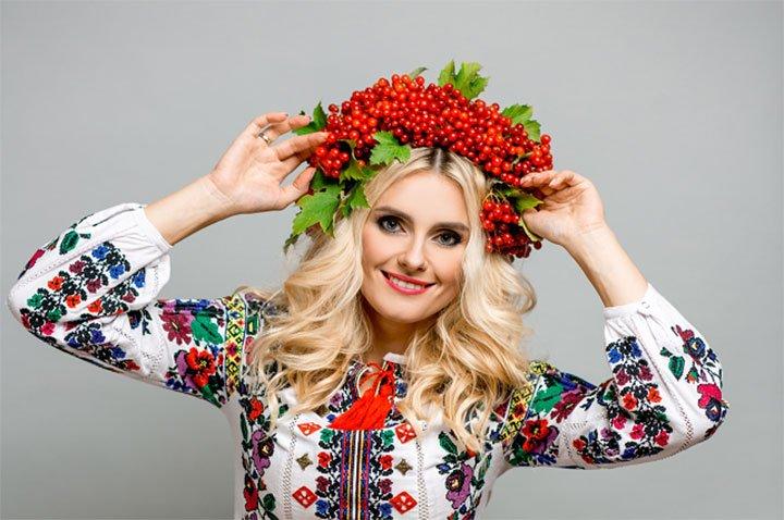 Ирина Федишин_Цвіте калина