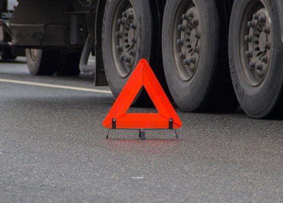 ДТП з вантажівкою