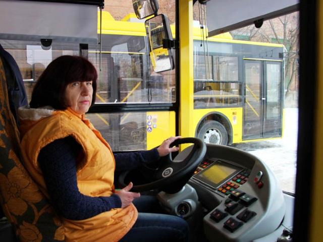 водій тролейбуса