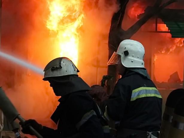 пожежы